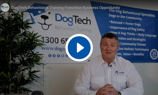 DogTech® Behavioural Training Franchise Video